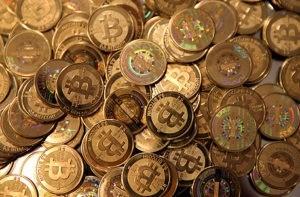 מטבעות ביטקוין - אילוסטרציה לכתבה בגלובס על תביעה ייצוגית שהגיש המשרד
