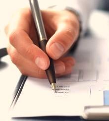 """כתיבת נתונים חשבונאיים - אילוסטרציה למאמר בוטל דו""""ח חיוב אישי כנגד בכירי רשות מקומית"""