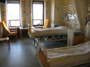 מיטת אשפוז - אילוסטרציה למאמר סייג האשפוז בפוליסות הביטוח
